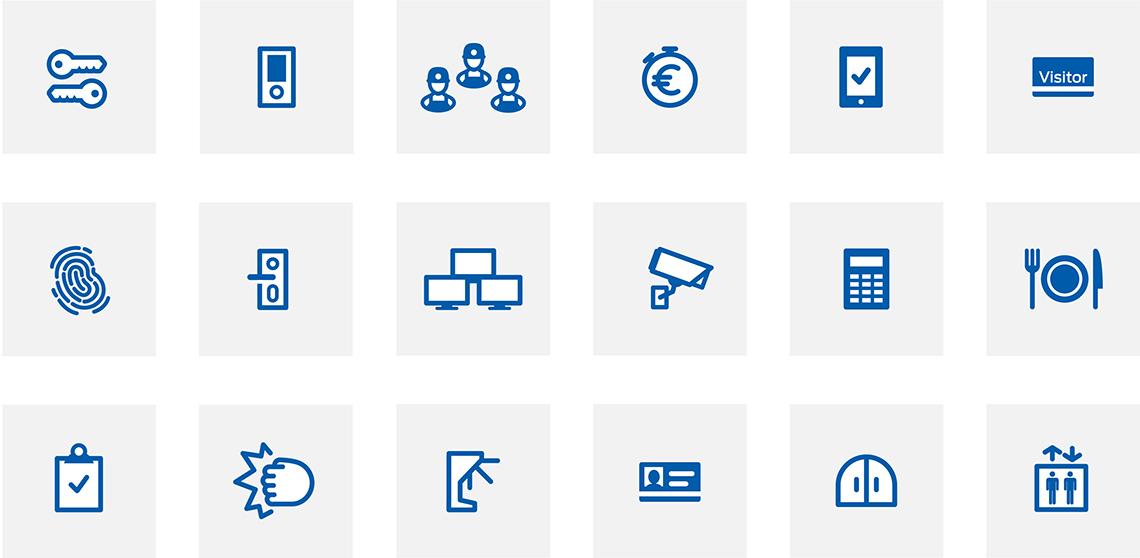 Interflex range of services