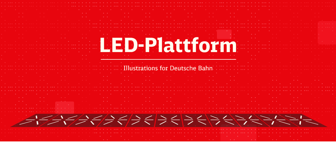 DB LED Plattform