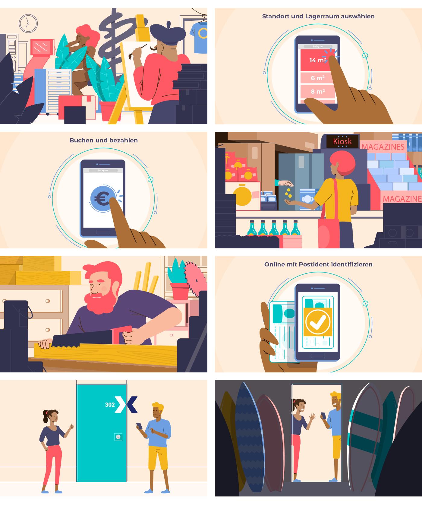 Loxity – Online Storage